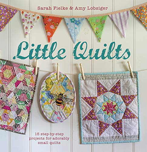 9781782491378: Little Quilts: 15 Step-by-Step Projects for Adorably Small Quilts