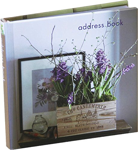 9781782491767: Country Flowers Mini Address Book