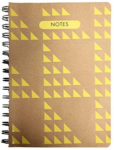 GEOART: Medium Spiral-bound Notebook: Cico Books