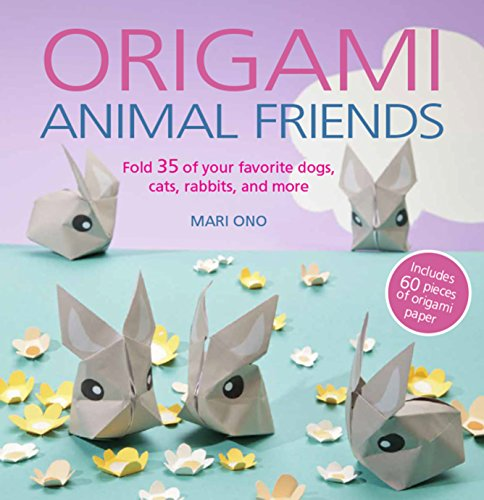 origami animal friends fold 35 of your favorite dogs