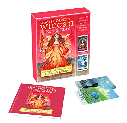 9781782496601: The Modern Wiccan Box of Spells: Includes 52 enchanting cards and a 64-page illustrated spell book