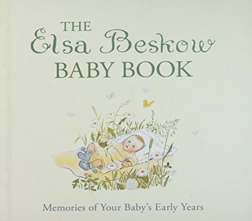 9781782500063: The Elsa Beskow Baby Book: Memories of Your Baby's Early Years