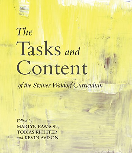 9781782500421: The Tasks and Content of the Steiner-Waldorf Curriculum