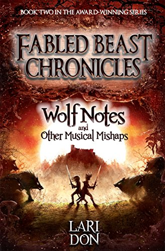 Wolf Notes and Other Musical Mishaps: Don, Lari
