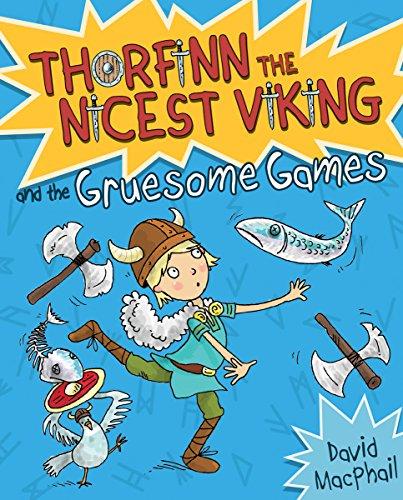 9781782501596: Thorfinn and the Gruesome Games (Thorfinn the Nicest Viking)