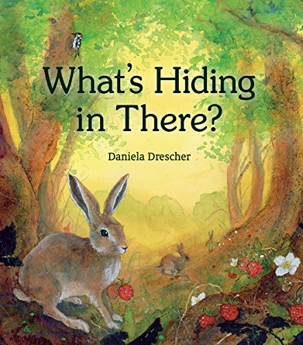 9781782502616: What's Hiding in There: A Lift-the-Flap Book of Discovering Nature