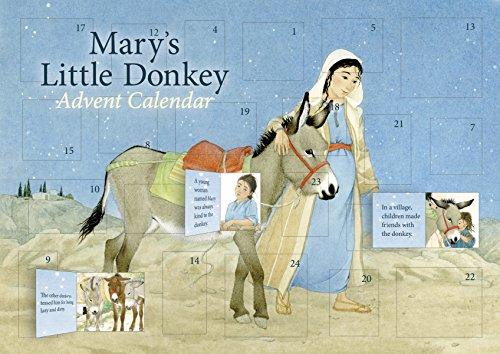 Mary's Little Donkey Advent Calendar: Gunhild Sehlin