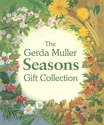 The Gerda Muller Seasons Gift Collection: Spring, Summer, Autumn and Winter: Gerda Muller