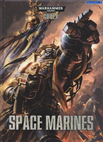 Codex Space Marines 6th Edition Warhammer 40k