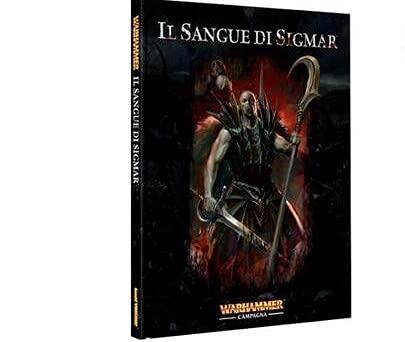 9781782531494: Warhammer: Sigmar's Blood (Italian)