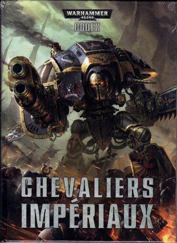 9781782532460: Codex: Imperial Knights (French)