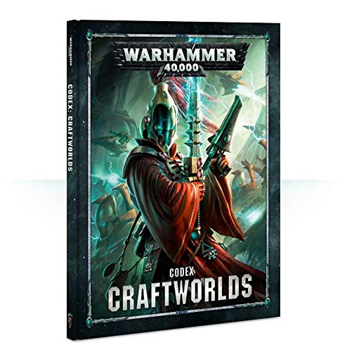 9781782537304: Warhammer 40K Codex Eldar Craftworlds Soft Cover