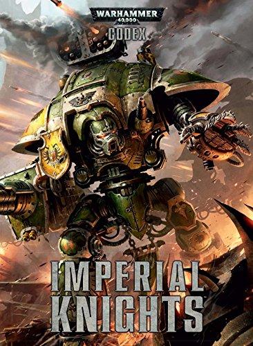Codex: Imperial Knights (2015) Warhammer 40k HC