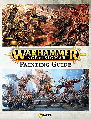 9781782538981: Warhammer Age Of Sigmar: guida alla pittura