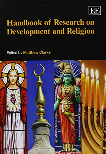 9781782540236: Handbook of Research on Development and Religion (Elgar Original Reference)