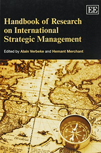 9781782540403: Handbook of Research on International Strategic Management (Elgar Original Reference) (Research Handbooks in Business and Management Series)