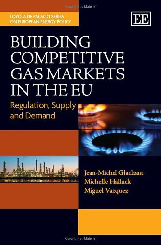 Building Competitive Gas Markets in the Eu: Jean-michel Glachant