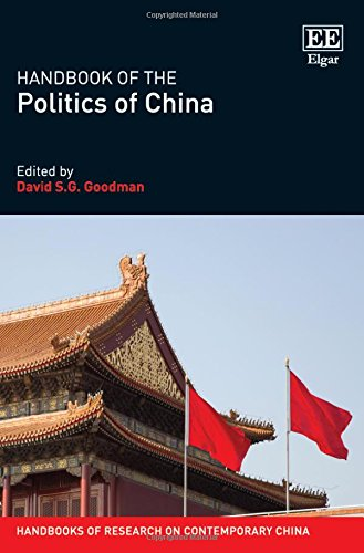 9781782544364: Handbook of the Politics of China (Handbooks of Research on Contemporary China series) (Elgar Original reference)