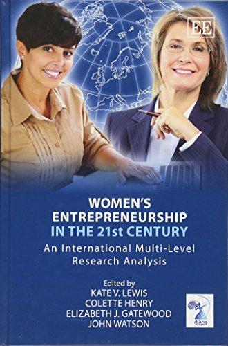 9781782544609: Women's Entrepreneurship in the 21st Century: An International Multi-Level Research Analysis (Diana International Research Network)