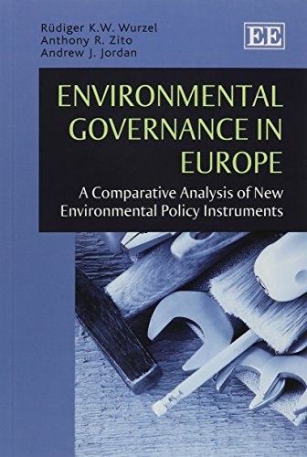 9781782545026: Environmental Governance in Europe: A Comparative Analysis of New Environmental Policy Instruments
