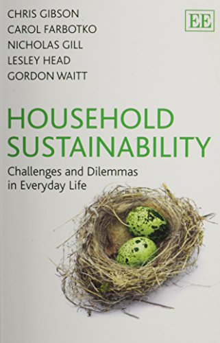 9781782545064: Household Sustainability: Challenges and Dilemmas in Everyday Life