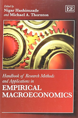 9781782545071: Handbook of Research Methods and Applications in Empirical Macroeconomics (Handbooks of Research Methods and Applications Series)