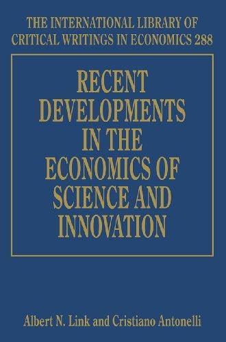 Recent Developments in the Economics of Science: Albert N. Link