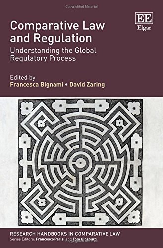 Comparative Law and Regulation: Understanding the Global Regulatory Process (Research Handbooks in ...