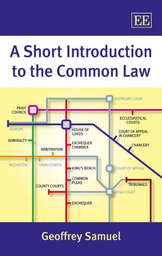 9781782546375: A Short Introduction to the Common Law