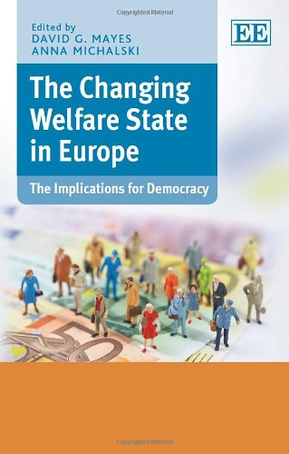 9781782546566: The Changing Welfare State in Europe: The Implications for Democracy