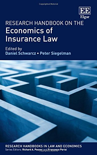 Research Handbook on the Economics of Insurance Law (Hardback)