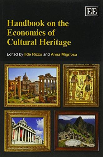 9781782547488: Handbook on the Economics of Cultural Heritage (Elgar Original Reference)