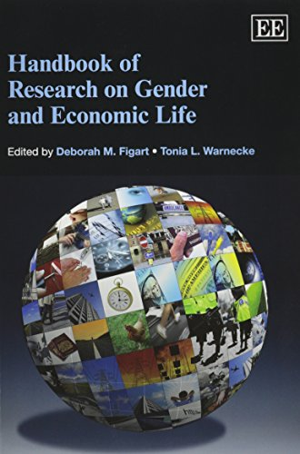 9781782547495: Handbook of Research on Gender and Economic Life (Elgar Original Reference)