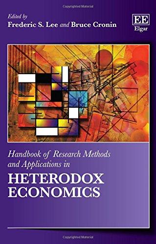 9781782548454: Handbook of Research Methods and Applications in Heterodox Economics (Handbooks of Research Methods and Applications series)