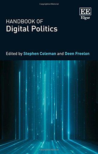 Handbook of Digital Politics: Stephen Coleman