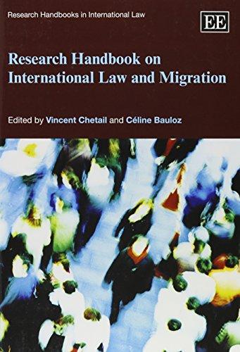 9781782549154: Research Handbook on International Law and Migration (Research Handbooks in International Law Series) (Elgar Original reference)