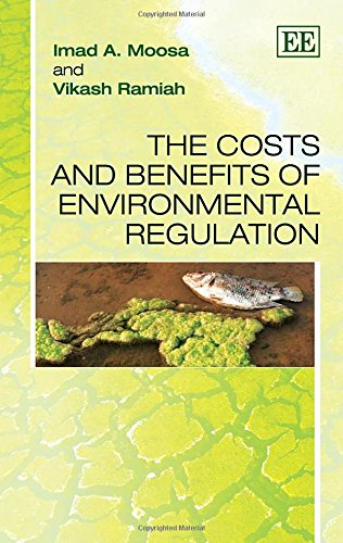 9781782549239: The Costs and Benefits of Environmental Regulation
