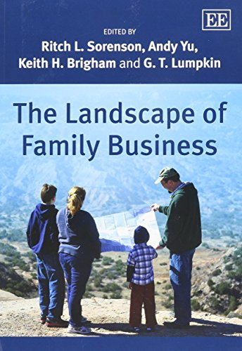 The Landscape of Family Business: Sorenson, Ritch L. (EDT)/ Yu, Andy (EDT)/ Brigham, Keith H. (EDT)...