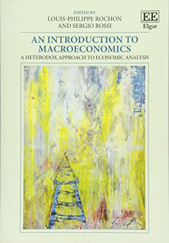 9781782549376: An Introduction to Macroeconomics: A Heterodox Approach to Economic Analysis