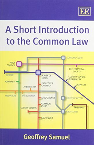 9781782549505: A Short Introduction to the Common Law