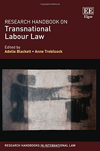 Research Handbook on Transnational Labour Law (Research Handbooks in International Law Series): ...