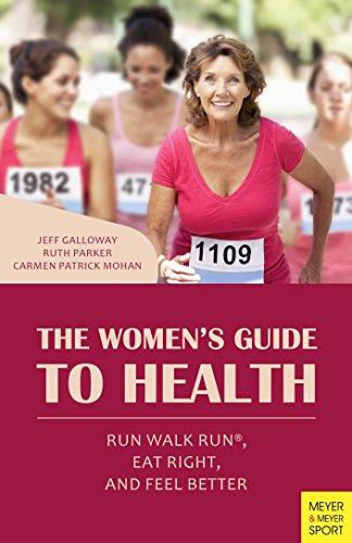 The Women's Guide to Health: Run Walk: Galloway, Jeff; Parker