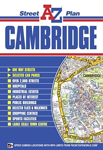 9781782570189: Cambridge Street Plan (A-Z Street Plan)