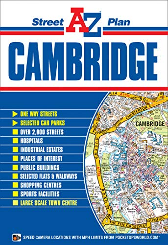 9781782570189: Cambridge Street Plan (A-Z Street Plan)