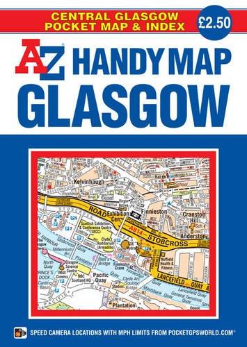 Handy Map of Glasgow: Geographers A-Z Map Co. Ltd.