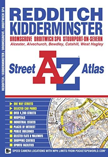 Redditch Street Atlas (A-Z Street Atlas): Geographers A-Z Map Co. Ltd.