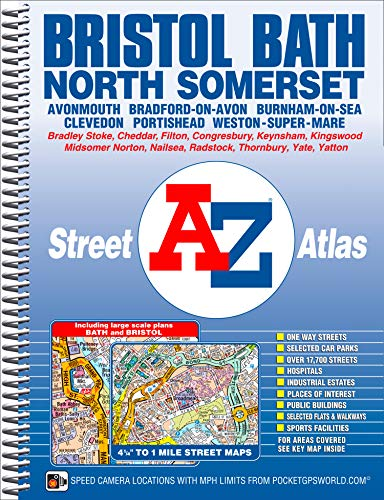 Bristol, Bath & North Somerset Street a) (A-Z)