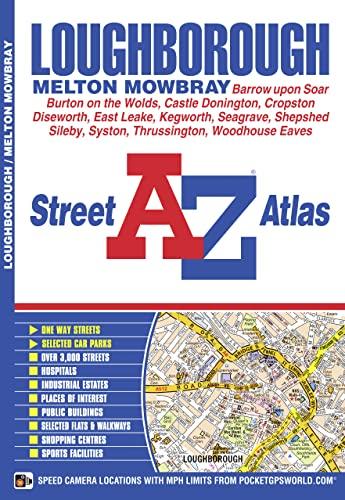 A-Z Loughborough Street Atlas (A-Z Street Atlas)