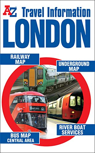 A-Z London Travel Information (Mini Map)