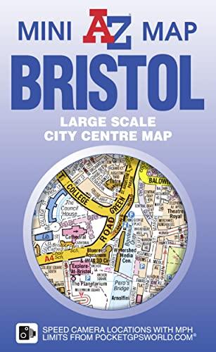 9781782570820: Bristol Mini Map